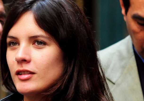 Camila Vallejo, mezcla de inteligencia y belleza